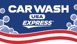 Car Wash USA Express Logo