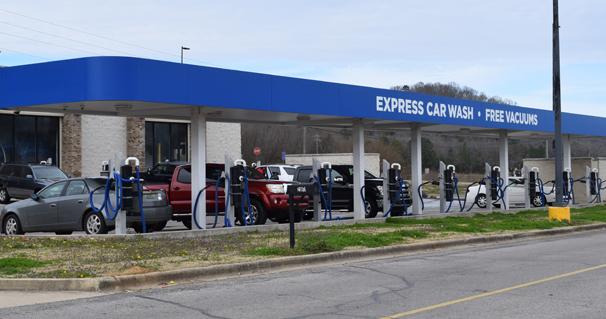 Oneonta Car Wash Usa Express